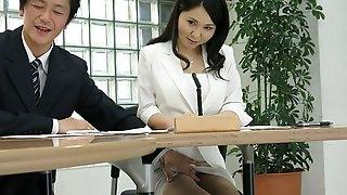 Uncensored japanese girl fuck