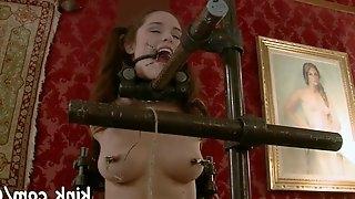 Hot pretty girl dominated bdsm video 1