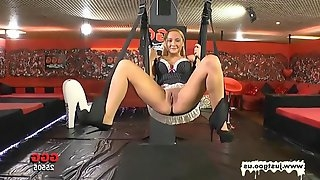 Eighteen Years Old Nelly Loves Sex Swing