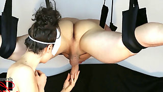 Prostate Plug for numerous cum shots: I drink Every Drop!